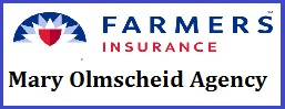 Farmers Insurance Mary Olmscheid Agency 2013