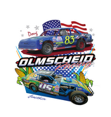 Olmscheid 2013 t-shirt front